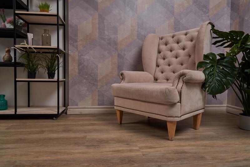 houten pvc vloer