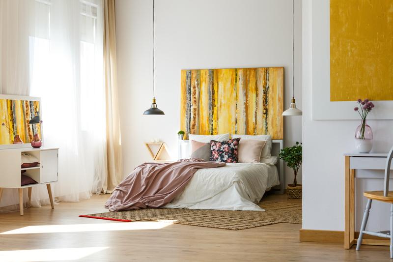 maak je slaapkamer zomerproof