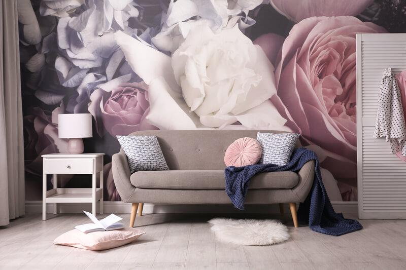 voordelen van luxe behang